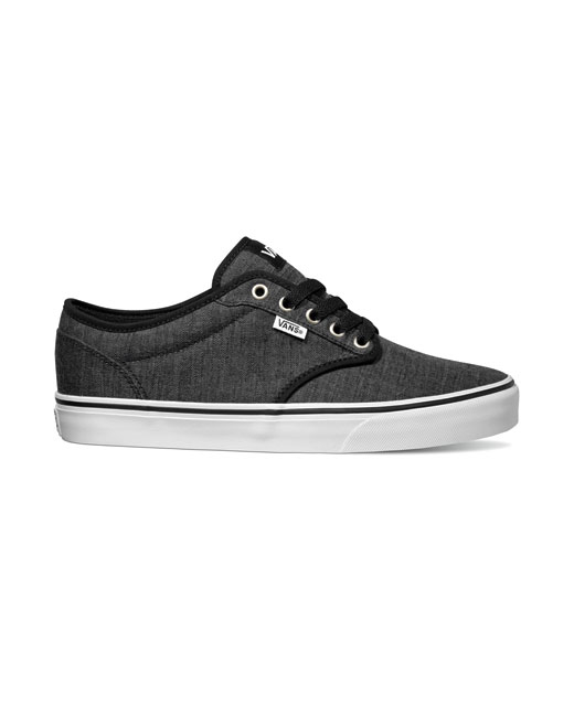 Vans Atwood Canvas (distressed black)