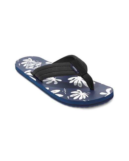 Vans T Street Flip Flops (joel tudor)