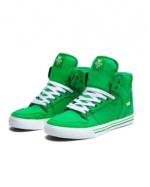 Supra Vaider (green)