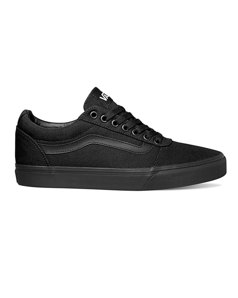 Vans Canvas Ward (black/black) | Extra