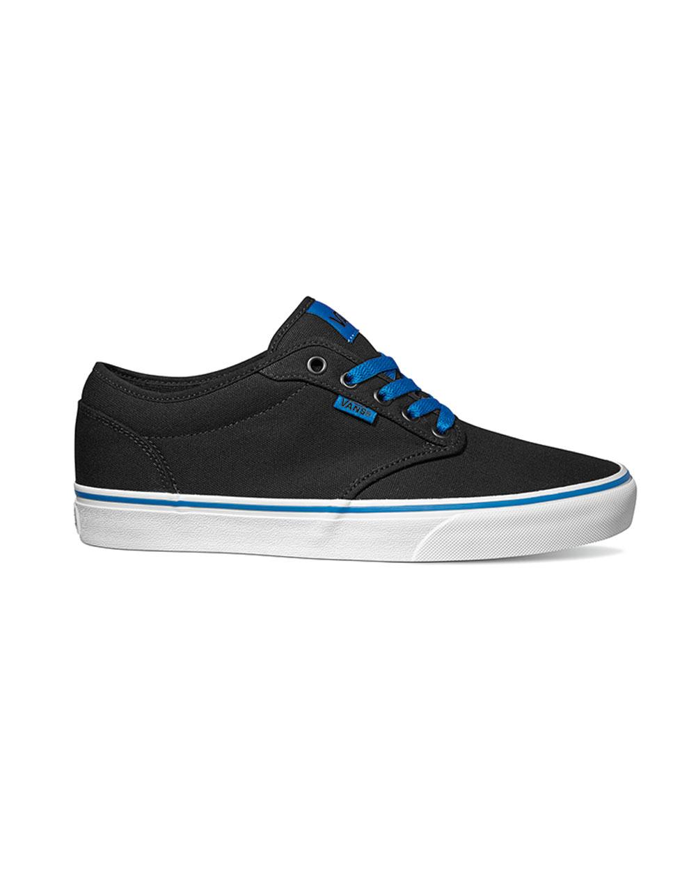 Vans Atwood Retro Varsity (black/blue)