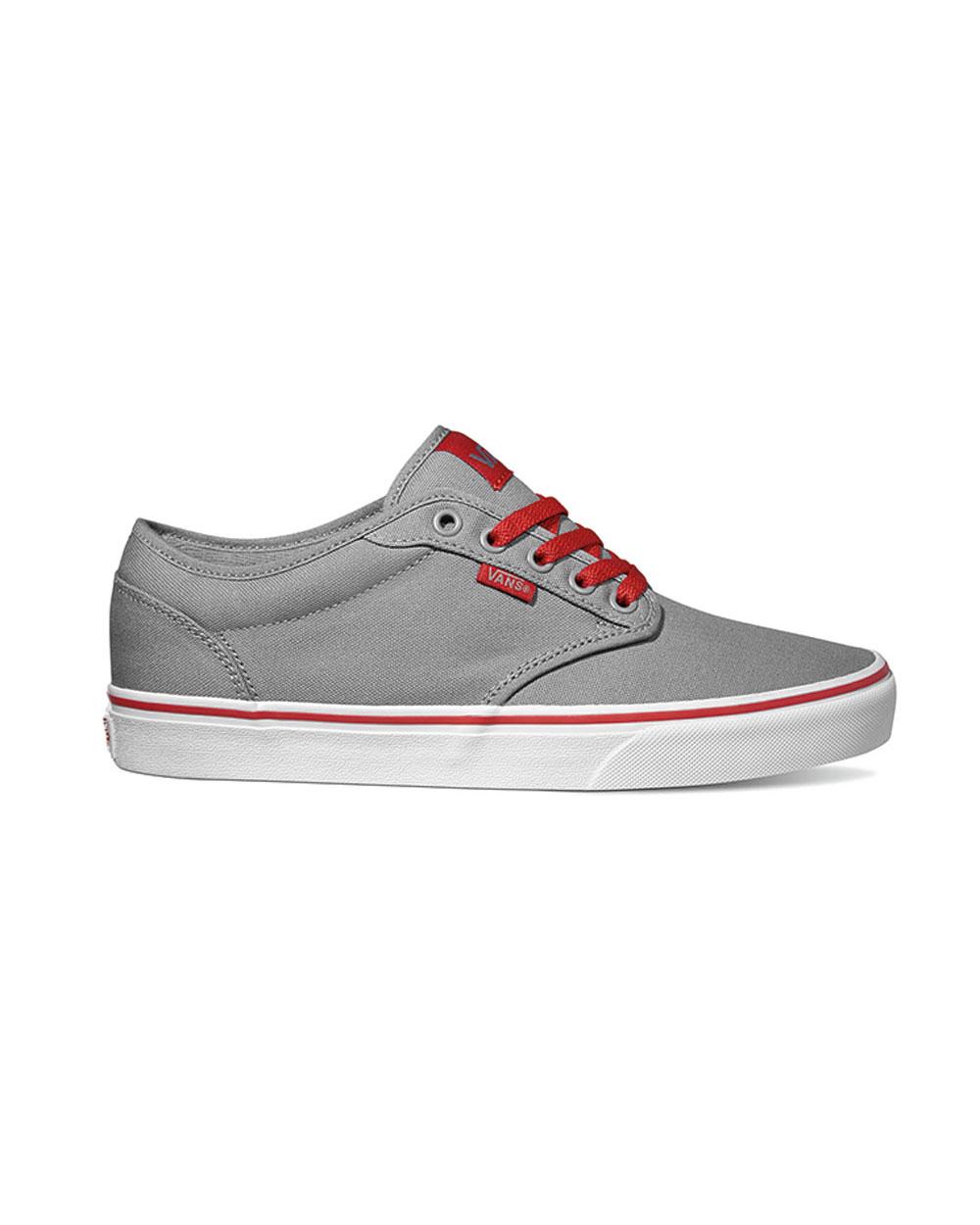 Vans Atwood Retro Varsity (frost gray/red)