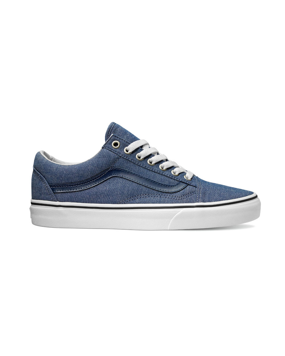 Vans Old Skool C&L (chambray/blue)