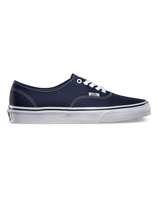 Vans Authentic Lace Up (dress/nautical blue)