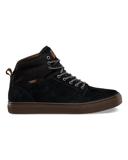 Vans Alomar (black/gum)