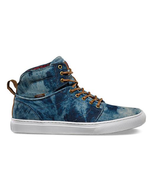 Vans Alomar (blue/white)