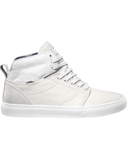 Vans Alomar 3D Aloha (white/white)
