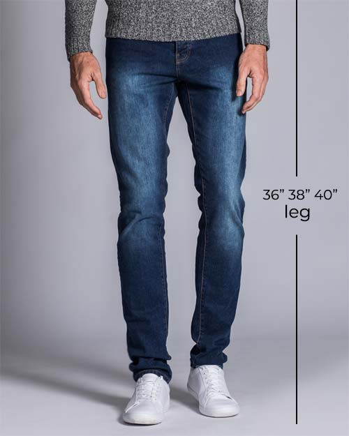 Tall Mens Jeans