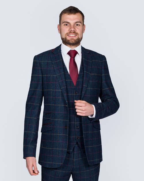 Extra Long Suits for Tall Men
