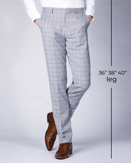 Extra Long Trousers