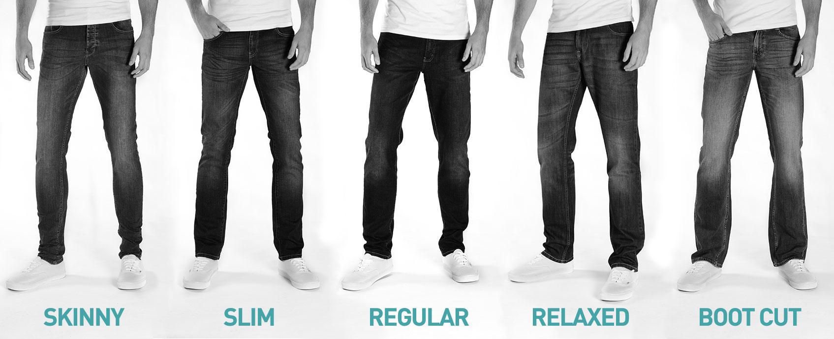 Tall Jeans Fits