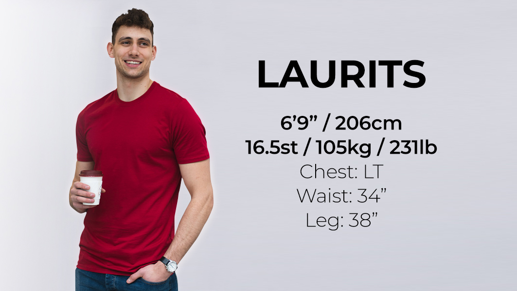 Perfect for Guys 6'3
