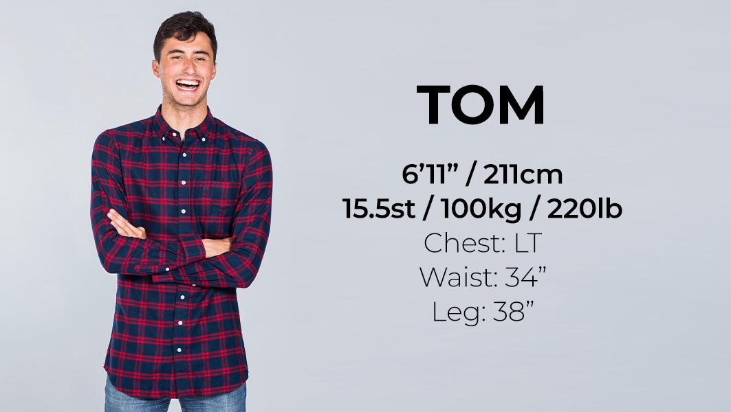 Clothing for Tall Skinny Men