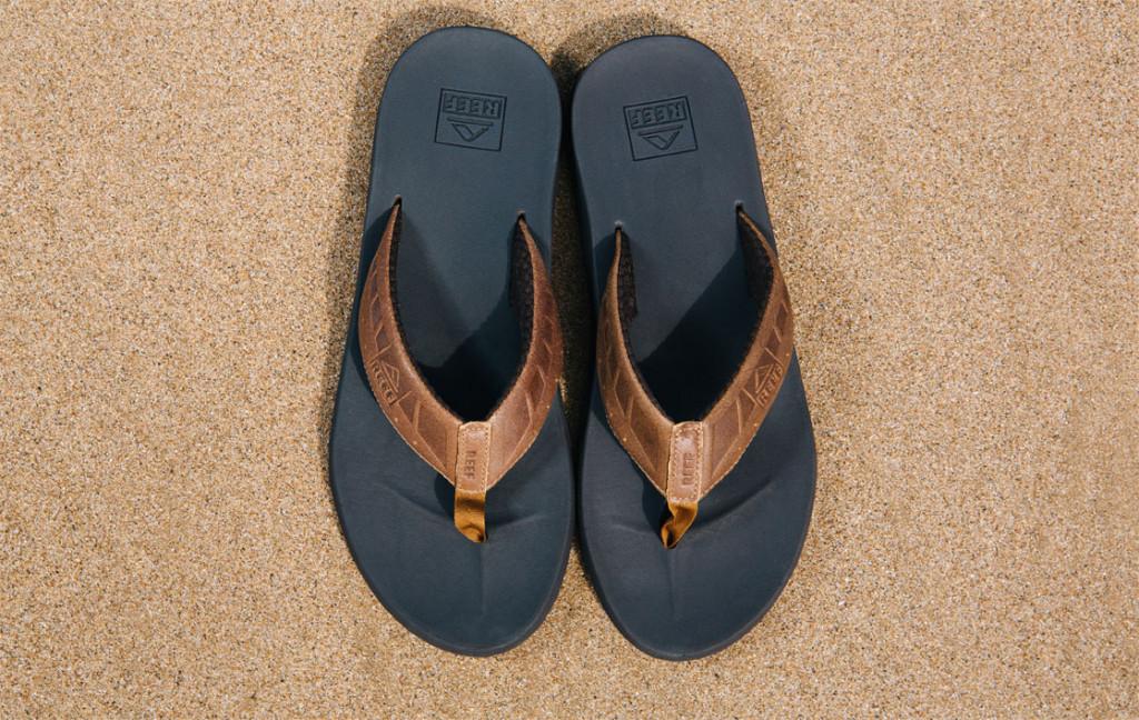 large size flip flops