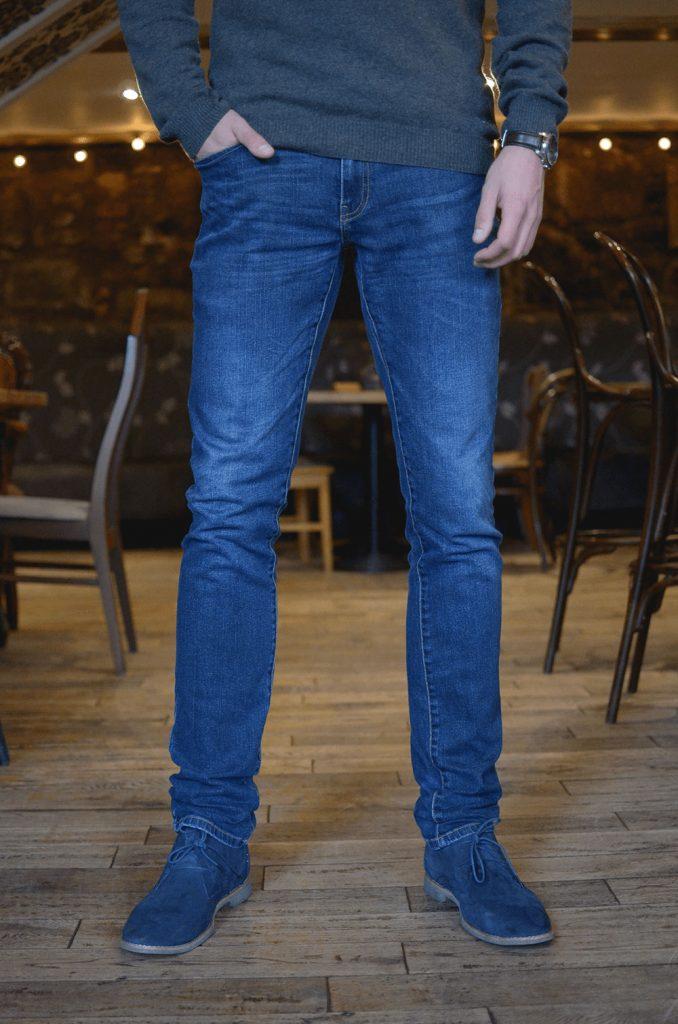 Ed Baxter Slim Fit Jeans