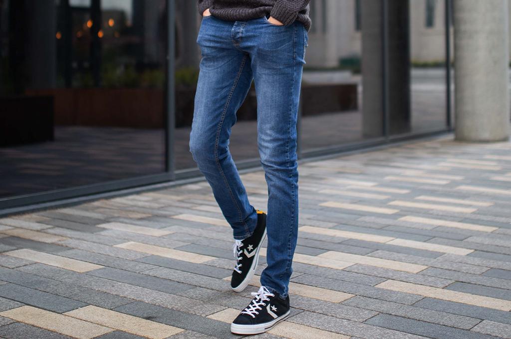Tall Skinny Fit Jeans