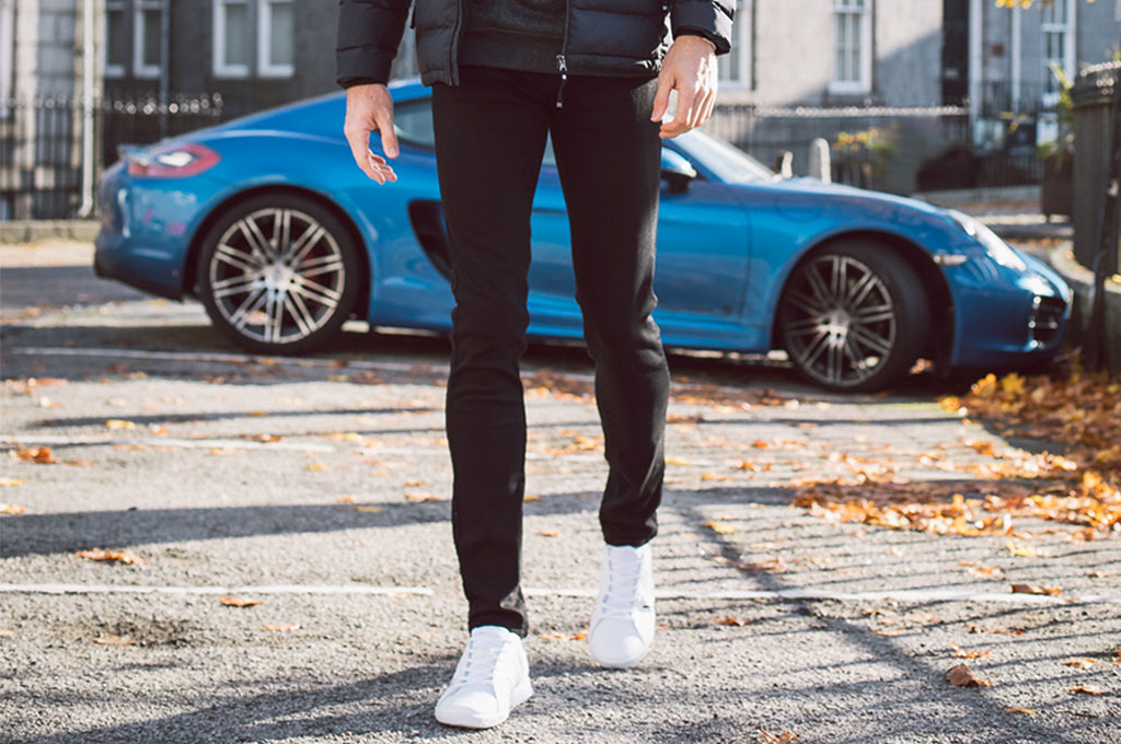 Tall Jeans with 36, 38, and 40 Inch Inside Leg